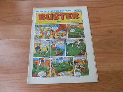 BUSTER COMIC: 20th FEBRUARY 1971..:IPC MAGAZINES LTD: LOVELY CONDITION • 1.99£
