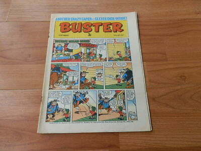 BUSTER COMIC: 24th JULY 1971..:IPC MAGAZINES LTD: LOVELY CONDITION • 1.99£