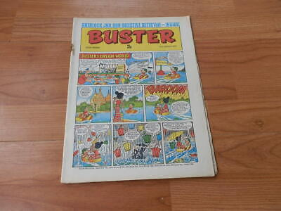 BUSTER COMIC: 21st AUGUST 1971..:IPC MAGAZINES LTD: LOVELY CONDITION  • 1.99£