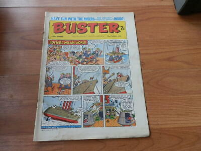 Buster  Comic: 22nd August 1970..:ipc Magazines Ltd: Lovely Condition • 1.99£
