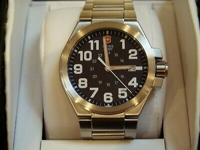 Victorinox Swiss Army Watch -new With Tags In Box • 200£