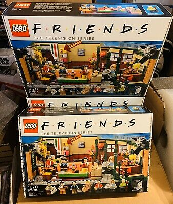 $80 • Buy Lego Ideas #027 Set 21319 Friends Central Perk Brand New Fast 2 Day Shipping