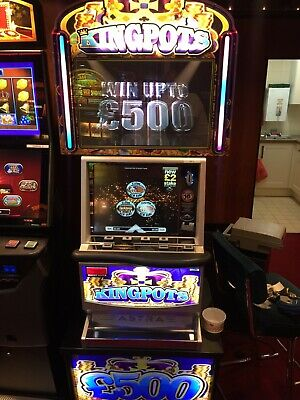 Coin Operated Fruit Machine • 450£