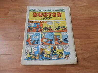 BUSTER AND JET COMIC: 15th APRIL 1972..:IPC MAGAZINES LTD: LOVELY CONDITION • 1.99£
