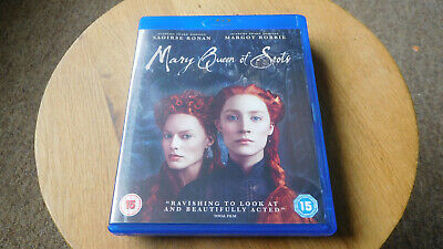 Mary Queen Of Scots [2018 Blu-ray] • 5.98£