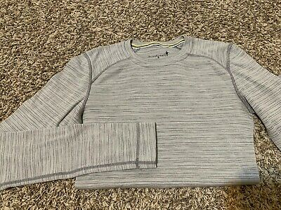 $14.50 • Buy Smartwool Womens Size Small Long Sleeve Shirt Merino Wool Striped
