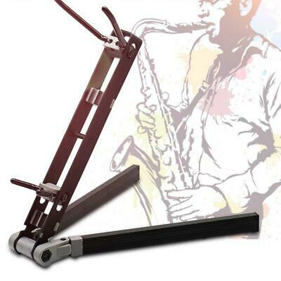 AU28.69 • Buy Sax Portable Holder Foldable Alto Saxophone Bracket Adjustable Stand Universal