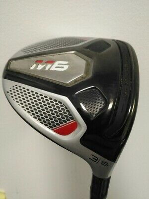 $ CDN214.25 • Buy TaylorMade M6 #3 & #5 Fairway Woods - Graphite Shafts Assorted Flexes*DEMOS*