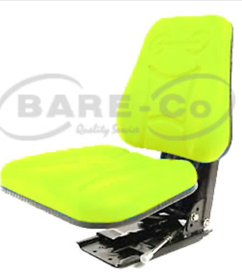AU85 • Buy Tractor Seat John Deere Heavy Duty Suspension THE SEAT WITH EVERYTHING!  👀