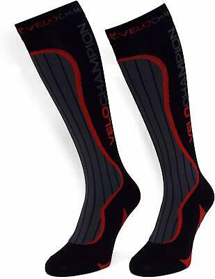 VeloChampion Recovery Compression Socks For Men & Women (20-30mmhg) Good For DVT • 7.95£