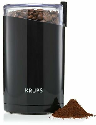 £22.99 • Buy Krups F20342 Electric Spice And Coffee Grinder Mill With Stainless Steel Blades