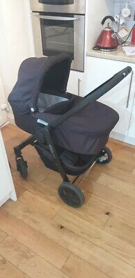Black Graco Evo Travel System Used Condition • 20£