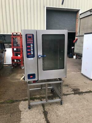 £2400 • Buy £2000+VAT Eloma Multimax B 10 Grid Commercial Combi Oven. Dry Heat And Steam