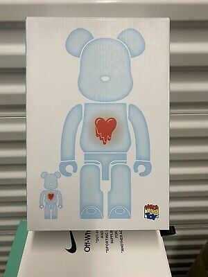 $1000 • Buy Emotionally Unavailable EU (2018 Innersect) 400% + 100% Be@rbrick Bearbrick