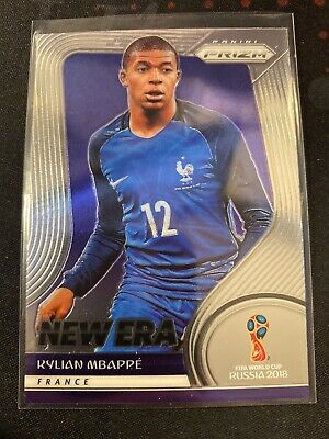 $ CDN133.81 • Buy 2018 World Cup Prizm New Era Kylian Mbappe France 🇫🇷 RC NM-MT