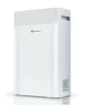 View Details PureMate® 5-in-1 Air Purifier With True HEPA Filter, Carbon & Negative Ions • 99.99£