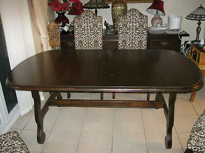 YOUNGER Toledo Dining Table Solid Oak • 80£