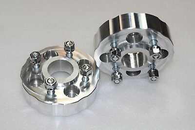 AU228.60 • Buy Tractor Kubota Bx2370-1 Forged 1.25  Front Wheel Spacers Made In Aus