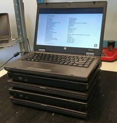 $ CDN355.84 • Buy Lot Of 5 HP ProBook 6475B Laptop AMD A10 4600M, NO RAM, NO HDD