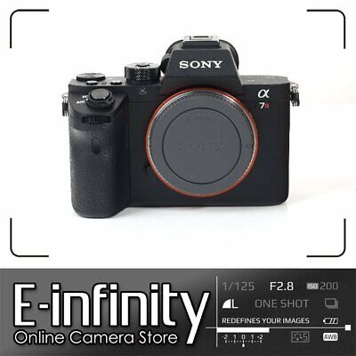 AU1891 • Buy NEW Sony Alpha A7R II Mirrorless Digital Camera Body Only A7R Mark 2