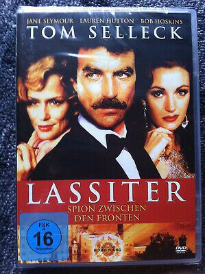 LASSITER - DVD Region 2 (UK) - Tom Selleck • 13.88£