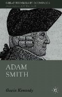 AU82.03 • Buy Adam Smith: A Moral Philosopher And His Political Economy (Great Thinkers In