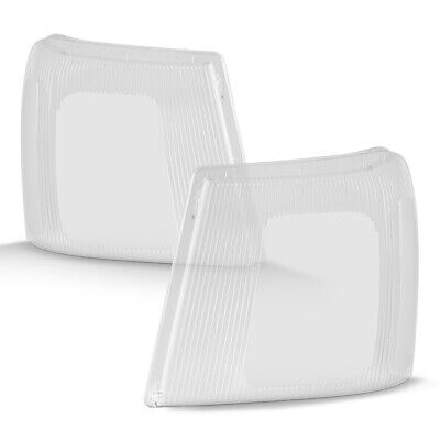 $52.82 • Buy 03-06 Cadillac Escalade [Triple Layers Coated] Clear Headlight Lamp Cover Lens