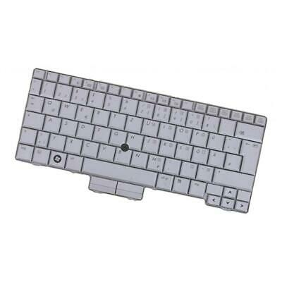 AU24.47 • Buy Replacement German Layout Keyobard White Frame For HP EliteBook 2730P Laptop
