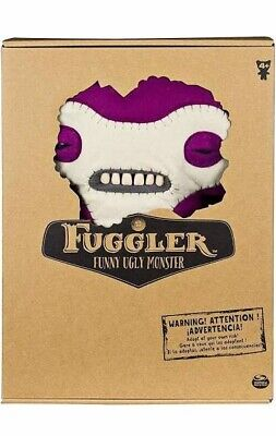 $ CDN24.28 • Buy Fuggler Funny Ugly Monster 12 Inch Lil' Demon Plush Purple Creature With Teeth