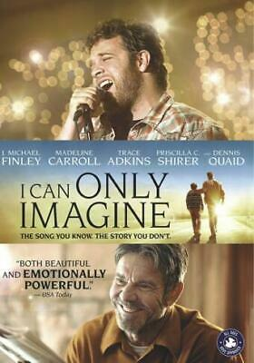 $ CDN17.03 • Buy I Can Only Imagine (J. Michael Finley, Madeline Carroll, Dennis Quaid), DVD