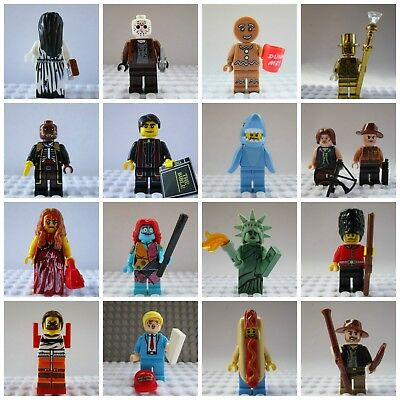 Marvel Movie Horror Mini Action Figures Chucky,Hannibal,Pennywise,Carrie,toy • 2.99£