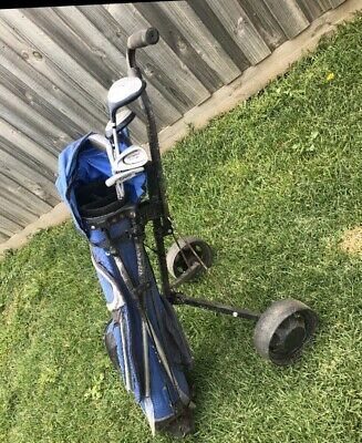 AU80 • Buy Children's Left Handed Golf Clubs