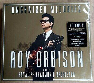 $4.43 • Buy Roy Orbison & Royal Philharmonic Orchestra 2018 CD Unchained Melodies Volume 2