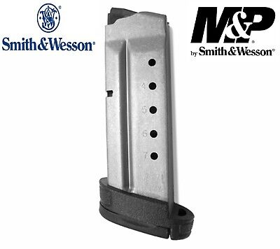 $38.99 • Buy Smith & Wesson M&P Shield 40 Cal 7 Round Factory Magazine Clip 199340000 19934