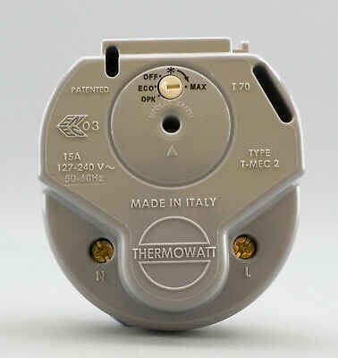 Thermowatt ERP Immersion Heater Thermostat - T-MEC 2 -  280mm • 63.16£