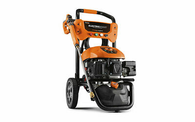 $429 • Buy Generac 7132 - 3100 PSI 2.5 GPM Electric Start Residential Pressure Washer