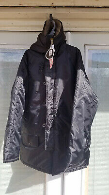 $66 • Buy Rothco N-3B Snorkel Parka Black Military Extreme Cold Weather Hooded
