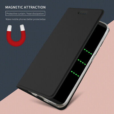 $ CDN7.59 • Buy For Samsung Galaxy Note 10 Plus Ultra Slim Magnetic Leather Wallet Case Cover