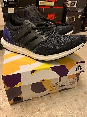 $230 • Buy ADIDAS ULTRA BOOST1.0 OG Black Purple 12 US LTD 2018 New Release Running G28319
