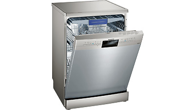View Details Siemens SN236I02MG Freestanding Dishwasher, A++ Energy Rating, Silver  #21851003 • 499.00£
