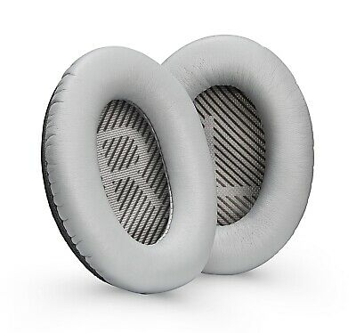 $ CDN24.46 • Buy Premium Ear Cushion Pads For Bose QuietComfort 35 And QC35 II Headphones - Grey