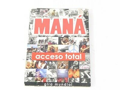 $ CDN12.71 • Buy Mana Acceso Total Mana Total Access Dvd Very Good
