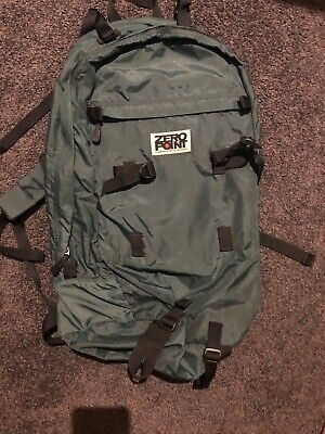 AU9 • Buy Zero Point Montbell Backpack / Army Dark Green