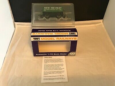 DAPOL OO GAUGE NEW MEDWAY No 24 OPEN COAL PLANK WAGON SPECIAL EDITION MIB BOXED  • 19.75£