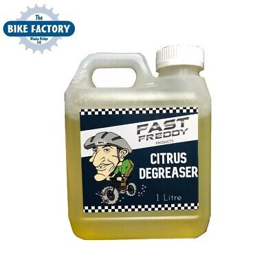 £7.99 • Buy Citrus Degreaser Cleaner Fast Freddy Motorbike Bicycle 1L - Next Working Day P&P