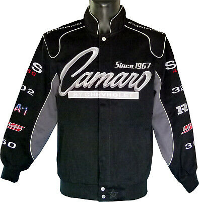 Camaro History Jacket, Licensed, Original, Embroidered, Limited, 2020, Chevrolet • 216.02£