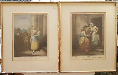 £43.36 • Buy Cries Of London By F. Wheatly R.A. Framed Prints