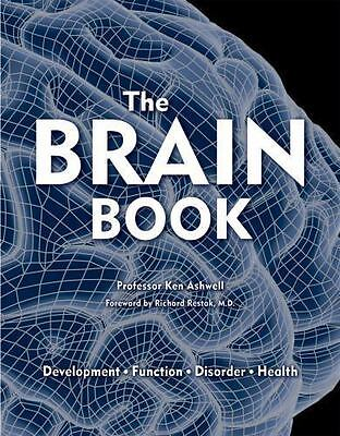 $6.99 • Buy The Brain Book: Development, Function, Disorder, Health