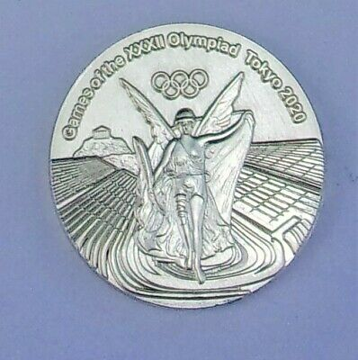 £14.48 • Buy 2020 Tokyo Japan Olympic Silver Clad Commemorative Medallion Medal Coin W Coa