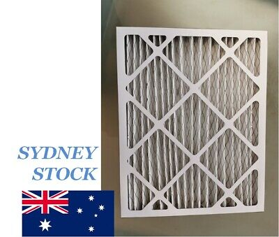 AU43 • Buy 343x495x44mm  G4 High Capacity Air Con Pleated Panel Filter Model: 80021420